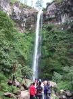 One of waterfall in Malang